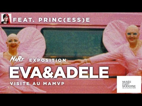 Art queer : Exposition EVA&ADELE au Musée d