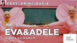 Art queer : Exposition EVA&ADELE au Musée d'art moderne - feat. Princ(ess)e