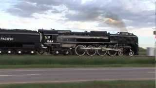 Union Pacific 844 - 2012 Cheyenne Frontier Days Train