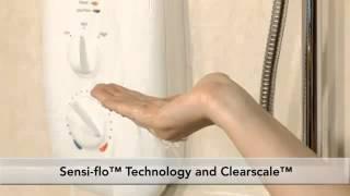 Mira Sport Electric Shower 7.5kW, 9.0kW, 9.8kW, 10.8kW