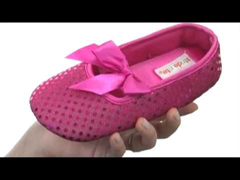 Stride Rite Sequin Ballet Slipper (Toddler/Little Kid) SKU:#8202146