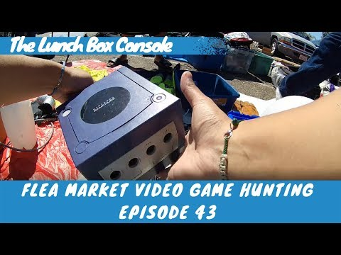 Flea Market Video Game Hunting (Ep. 43) The Lunch Box Console