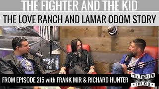 Richard Hunter Discusses The Love Ranch and Lamar Odom Story on The Fighter and the Kid