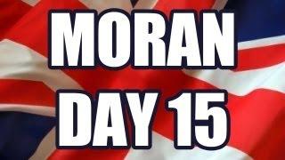Moran Day 15