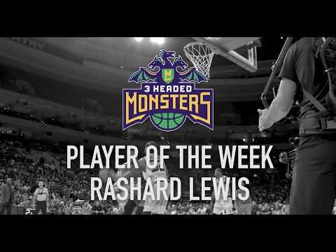 Week 4 Player of the Week: Rashard Lewis