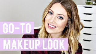 Get Ready With Me: Go-To Look | Kendra Atkins