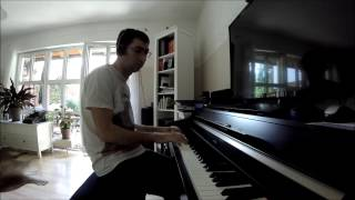 Linkin Park - Leave Out All The Rest - Piano Instrumental