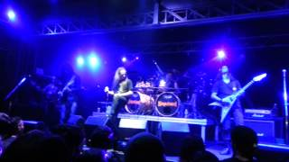 Steel Tormentor - The Time of the Oath (Helloween)