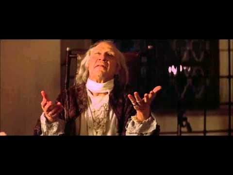 Amadeus - Salieri views Mozarts music and has an epiphany