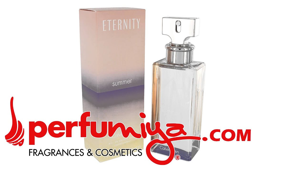 Eternity Summer 2015 Edition Perfume For Women By Calvin Klein From