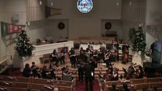 "Handel ""Concerto grosso in F"" Largo, Allegro - by Singing Strings Orchestra"