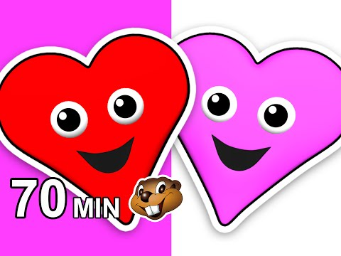 """""""Red Heart Pink Heart"""" Plus More 