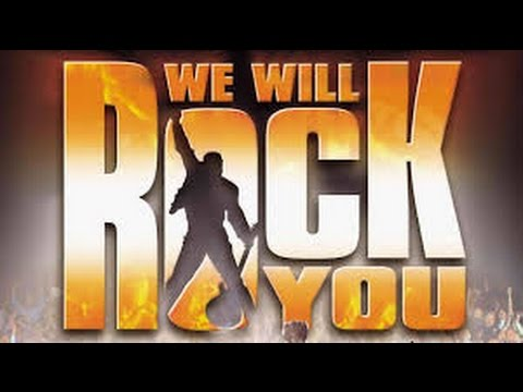 Music: We will rock you