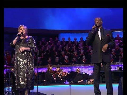 More Than Wonderful -Sandi Patty & Larnelle Harris - 2018!