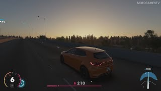 The Crew 2 - Miami to Washington in Renault Megane R.S. 2018