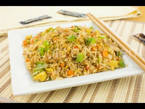 How to Make Chicken Fried Rice - Chef Lola's Kitchen