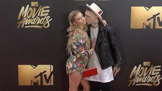 Chanel West Coast & Liam Horne #MTVMovieAwards Red Carpet