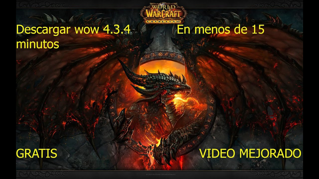 Cataclysm: parche 401 - Juego - World of Warcraft