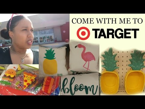 COME WITH ME TO 2 TARGET STORES** LOTS OF NEW GOODIES