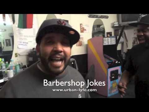 Barbershop jokes - YouTube