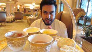 High Tea At Emirates Palace (Vlog 70)