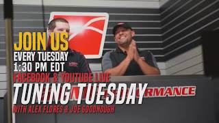 Tuning Tuesday S1 E20 | April 10, 2018