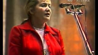 Юлия Друнина читает стихи