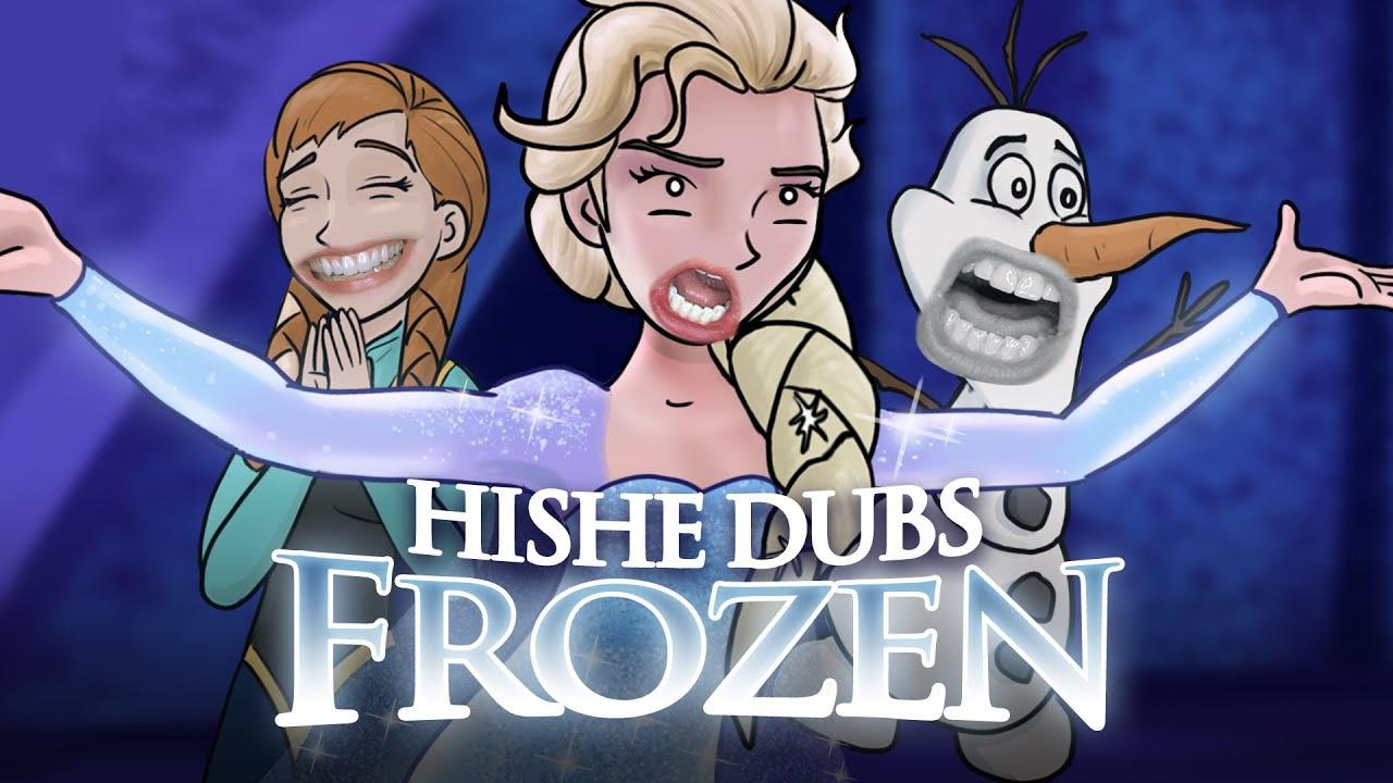 Download HISHE Dubs - Frozen (Comedy Recap)