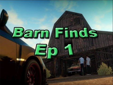 Forza Horizon Barn Finds Ep 1 Youtube