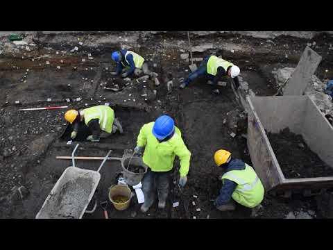 Dublin city archaeology