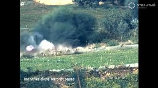 ЦАХАЛ нанес ответный удар по Газе