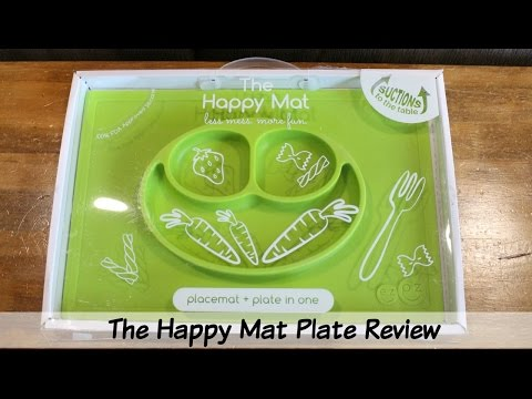 Happy Mat Plate + Placemat Review – Is it worth it?