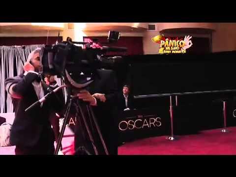 Impostor invade a festa do Oscar - PÂNICO MELHORES DE 2013
