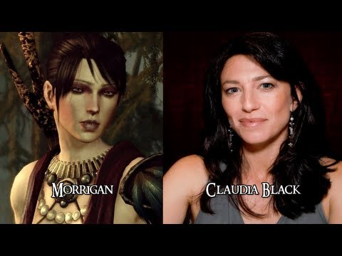 Characters and Voice Actors  Dragon Age: Origins