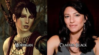 Repeat youtube video Characters and Voice Actors - Dragon Age: Origins
