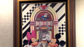 Disney Fine Artist