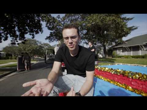 Logic - Black SpiderMan Video (Behind The Scenes)