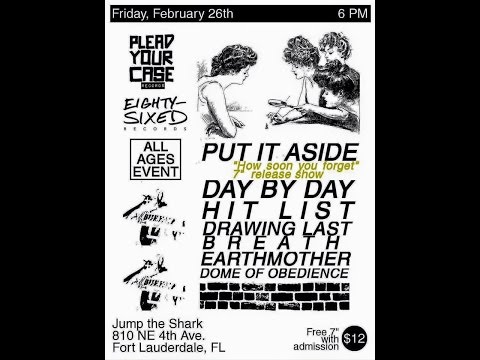 DAY BY DAY // FT. LAUDERDALE FL @ JUMP THE SHARK 2/28/16