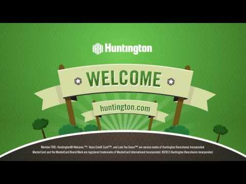 Huntington Bank - Introducing The Voice™ Credit Card