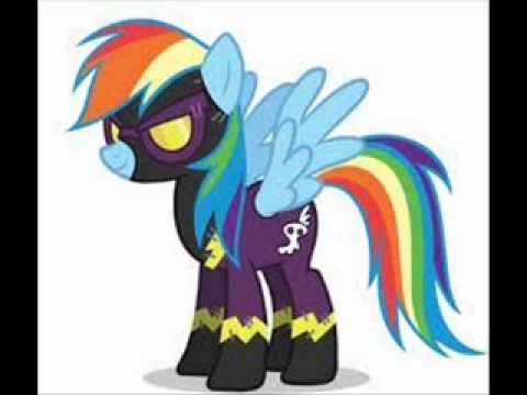 Should Rainbow Dash Be A Shadowbolt Or A Wonderbolt??