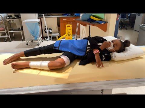 Cali BROKE HER LEG, We Rushed to the Hospital