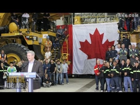 Global Mining and Tar Sands Oil Drive Canadian Foreign Policy