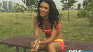 SELF Fitness -  Playground workout with Jessica Szohr