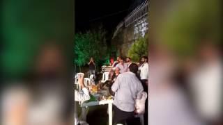 Не удержал АК-47 Жених на свадьбе в Ливане решил пострелять из АК-47