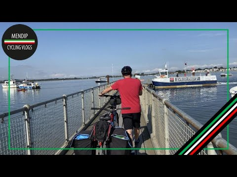 Bicycle Touring, Just Simply, My Favourite Ride Ever!! Ep 3 thumbnail