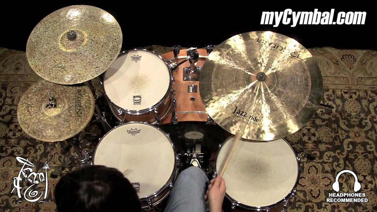 istanbul agop 22 custom series special edition jazz ride cymbal tony williams ser22tw. Black Bedroom Furniture Sets. Home Design Ideas