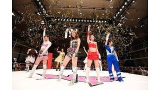 AKB48グループのメンバーが出演したテレビ朝日系ドラマ「豆腐プロレス」...