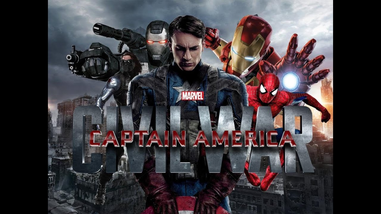 captain america civil war stream