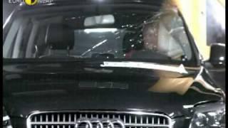 Crash test - Audi Q7