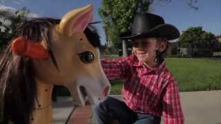 Little Tikes - Giddy Up N  Go Pony